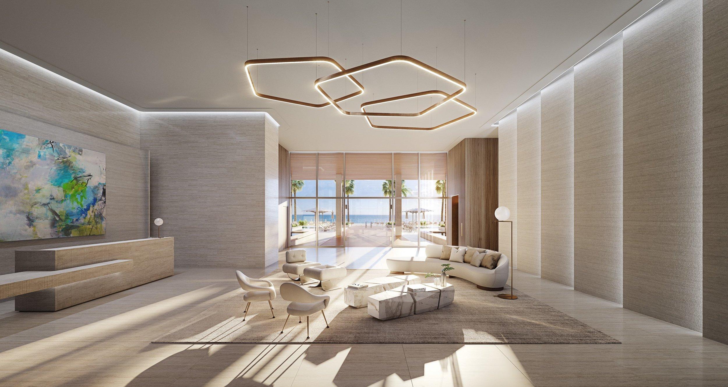57 Ocean Miami Beach - Lobby