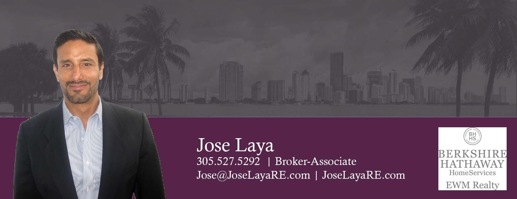 Jose Laya, P.A. - BHHS EWM Realty, 419 W 41st Street, Miami Beach, FL 33140