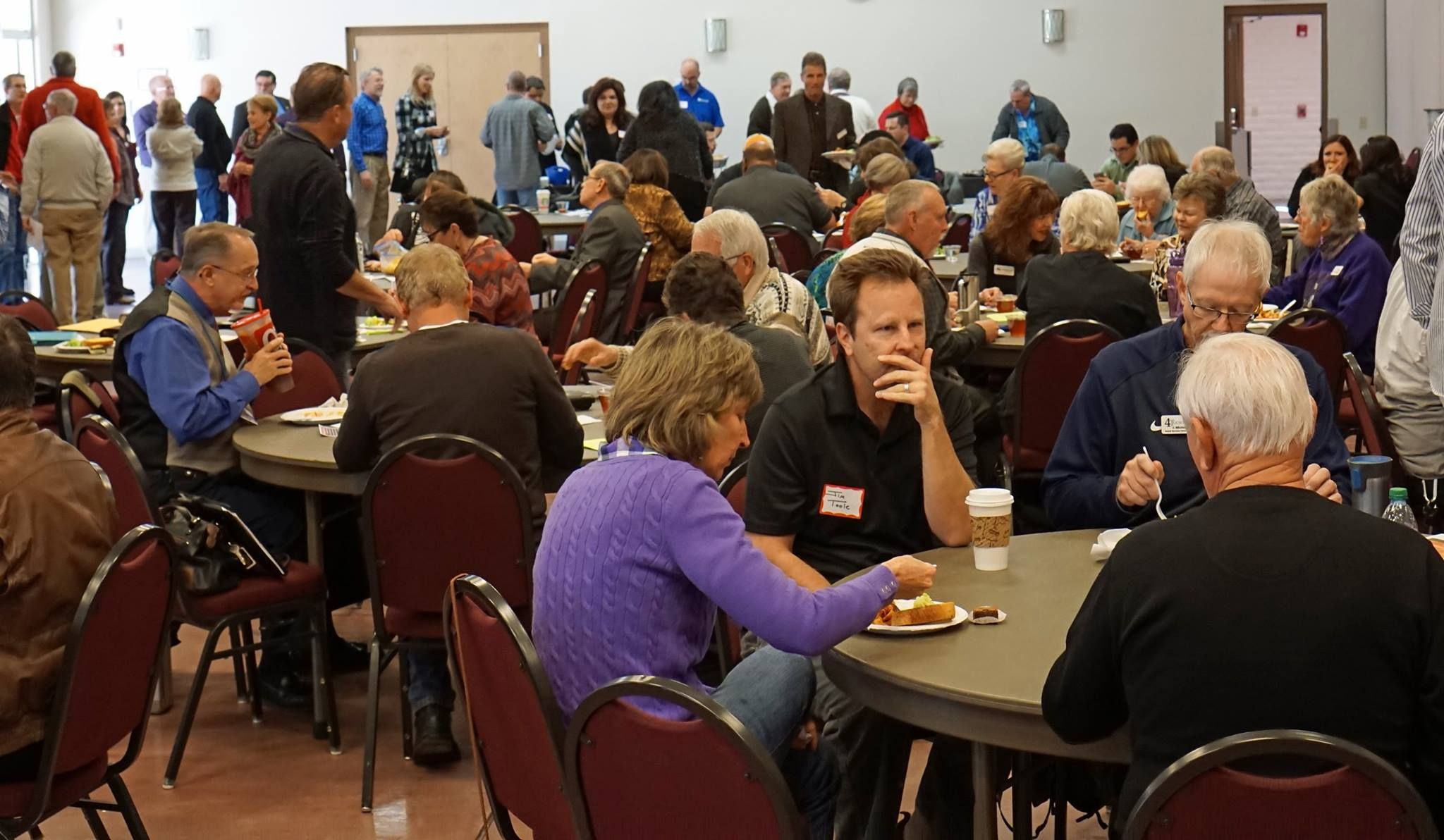The Tucson Ministry Alliance (TMA) meets once a month to eat together, learn together, and pray together, asking God to help use His people to change their city, one issue at a time.