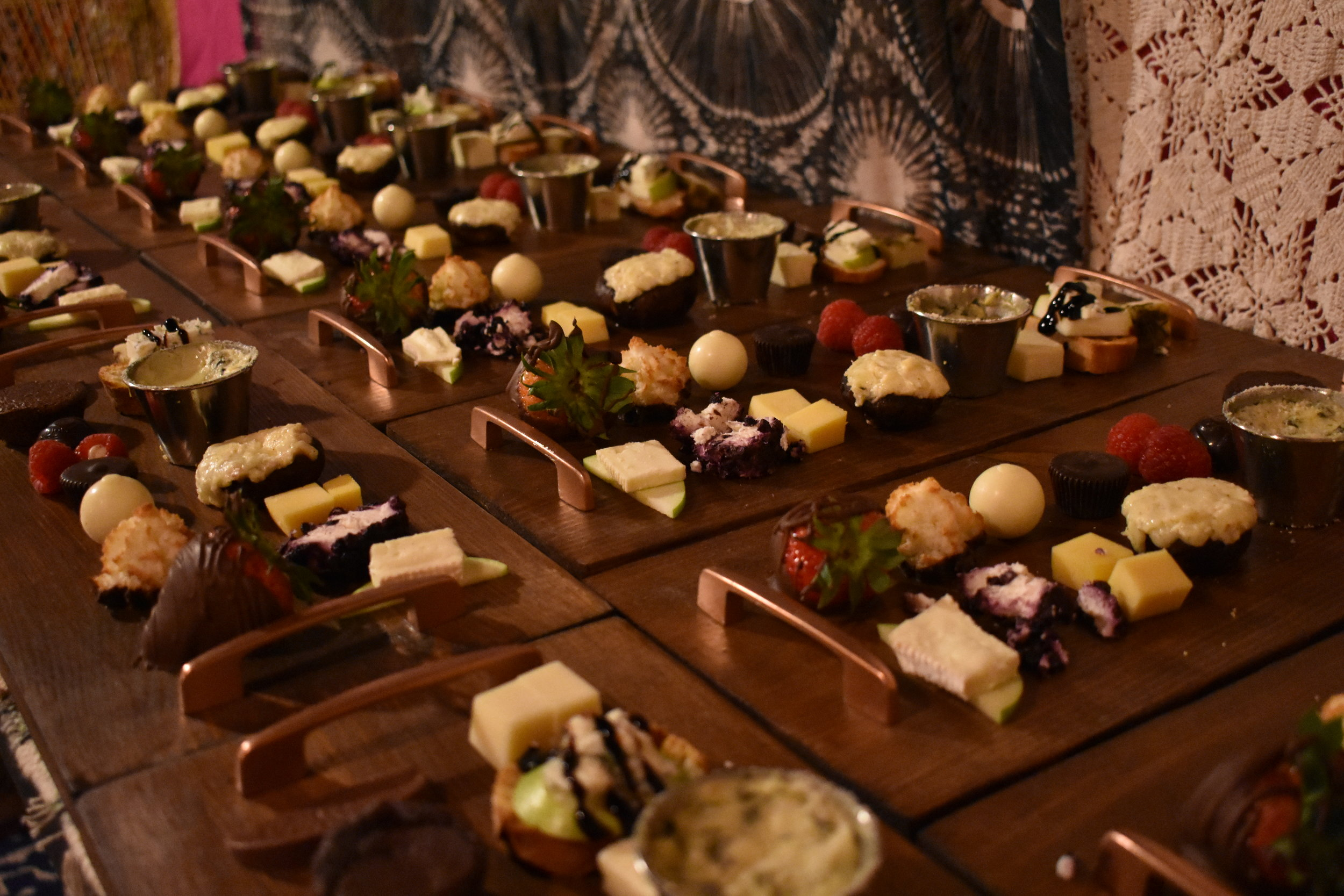 DIY Cheeseboards for a Wine & Cheese Pairing Party - Boho Bridal Shower