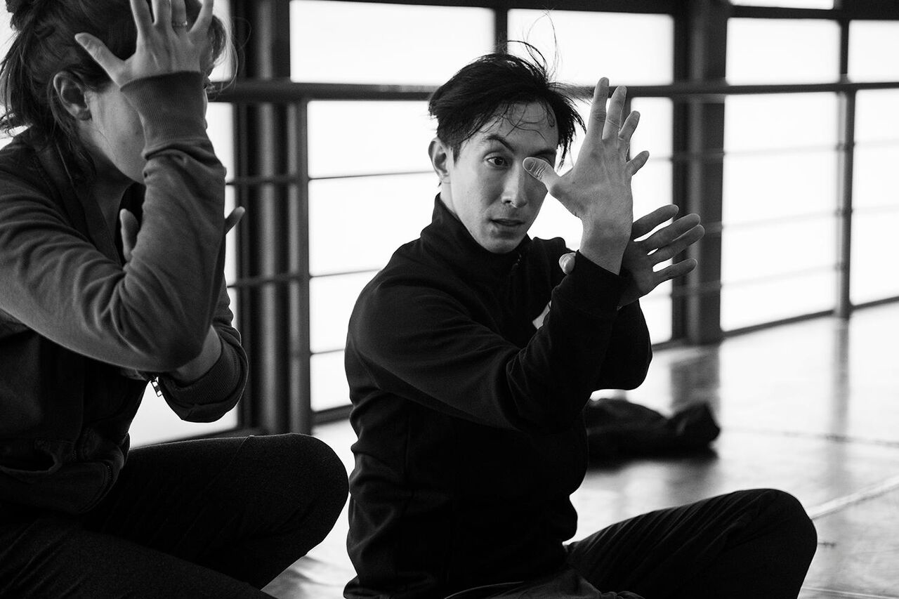 Peter Chu Performance -