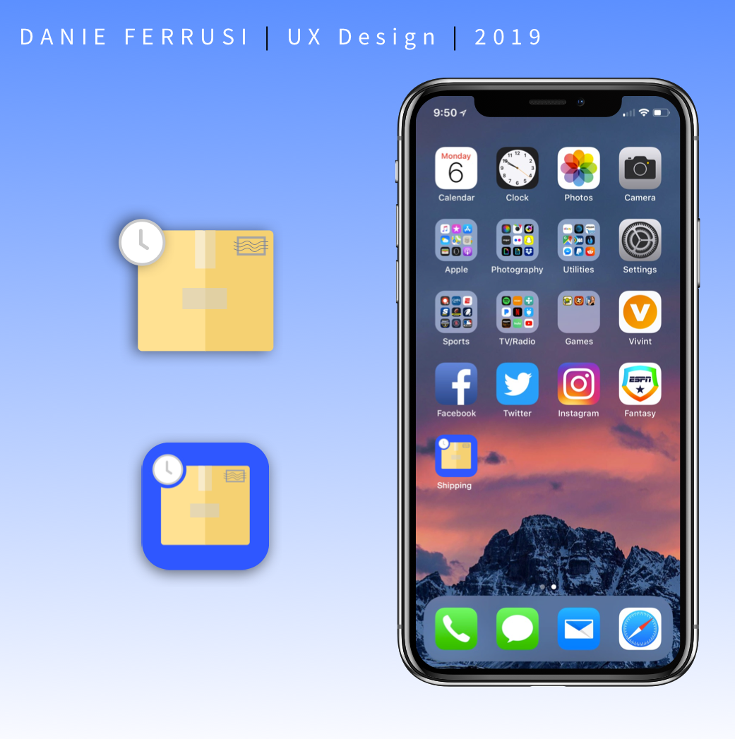 Day 005 : Create an app icon