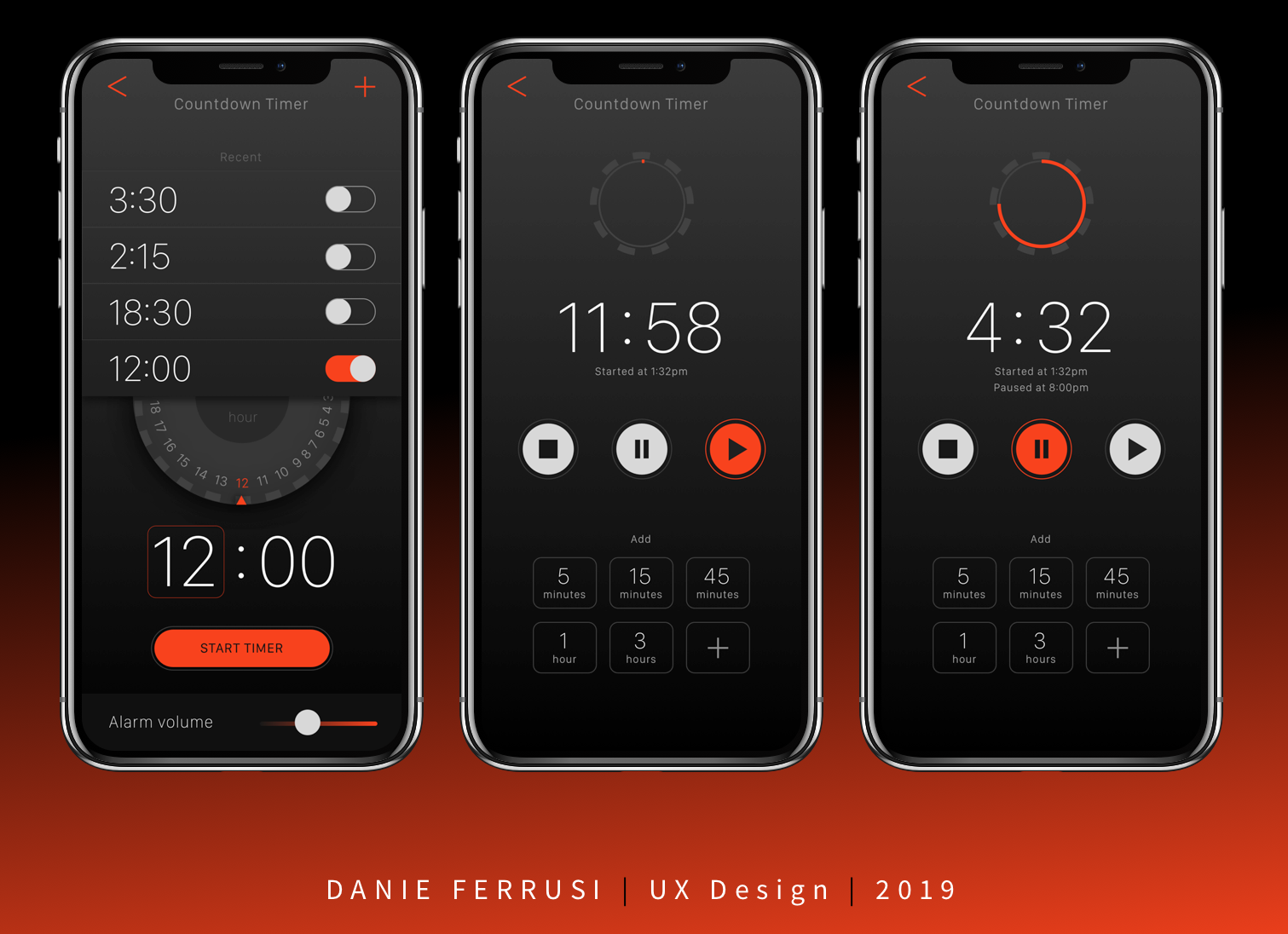 Day 014 : Create a countdown timer