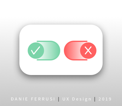 Day 015 : Create an on/off switch