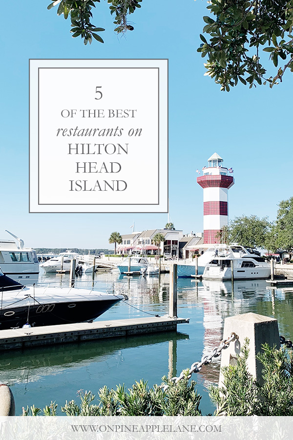 Our Top 5 Must Eat Here Restaurants On Hilton Head Island