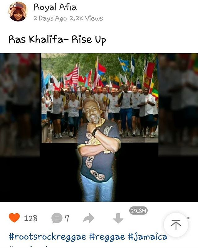 """People is loving this song """"Rise Up"""""""
