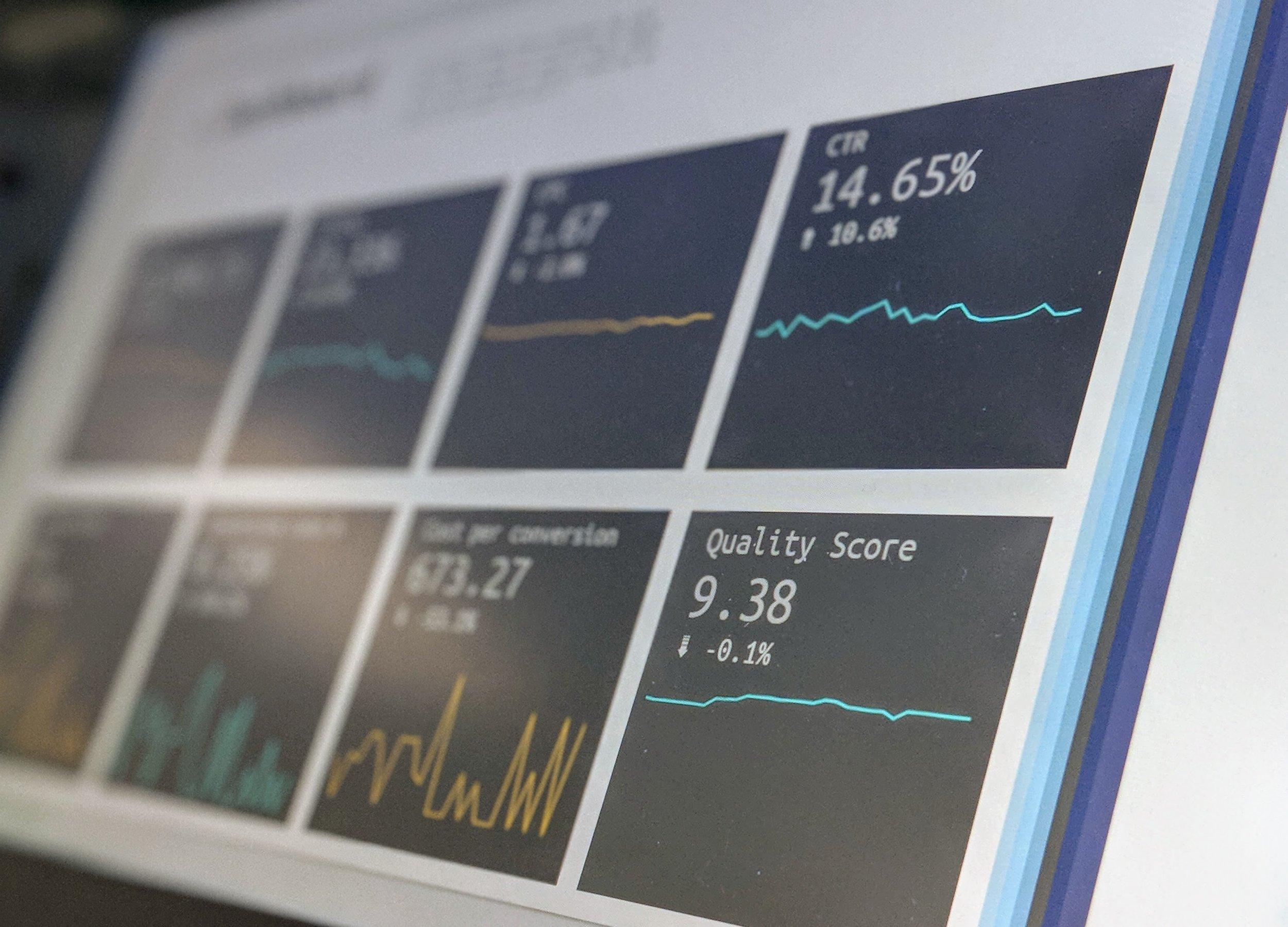 ☵ Analytics - Website AnalyticsCampaign TrackingCross-Channel AttributionAudience SegmentationSpend Optimization
