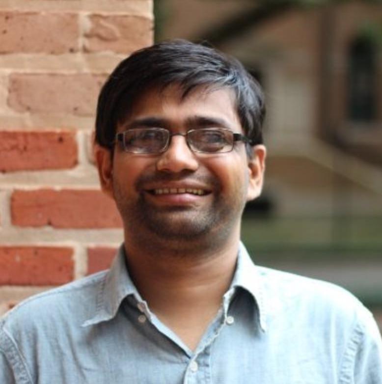 Dr. Mayank Kumar, Rice