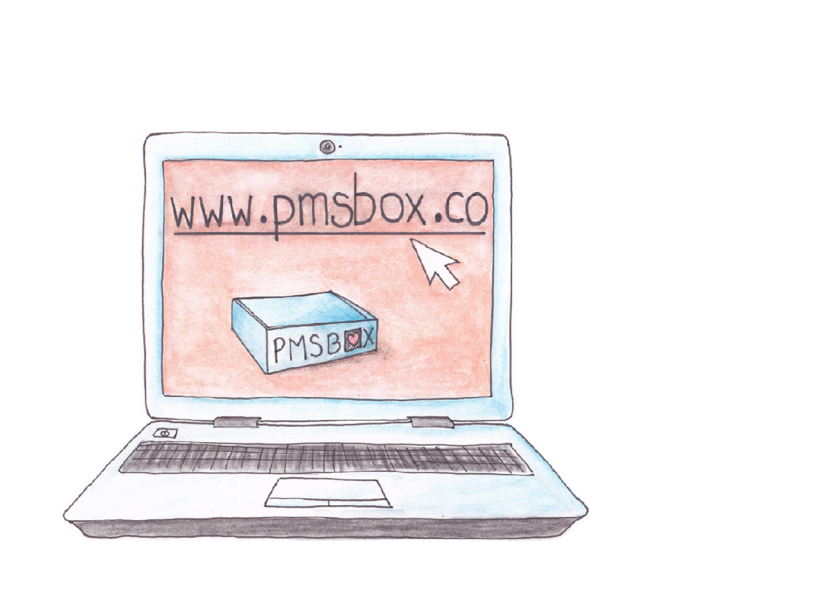 Your first PMSBOX includes trial sizes - We want you to explore PMSBOX with no commitment. Click here to get your mini PMSBOX.