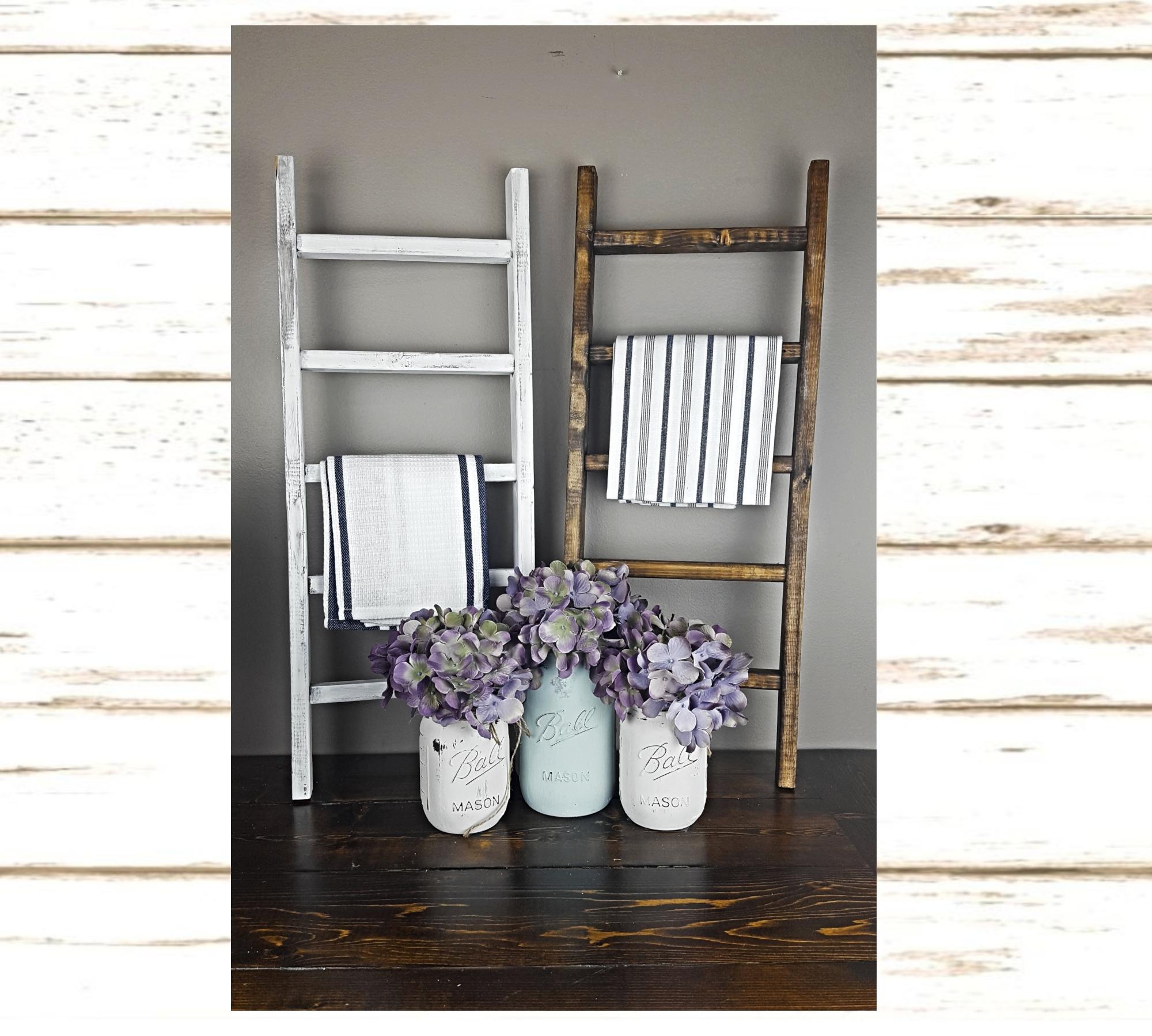 Small Decor Ladder