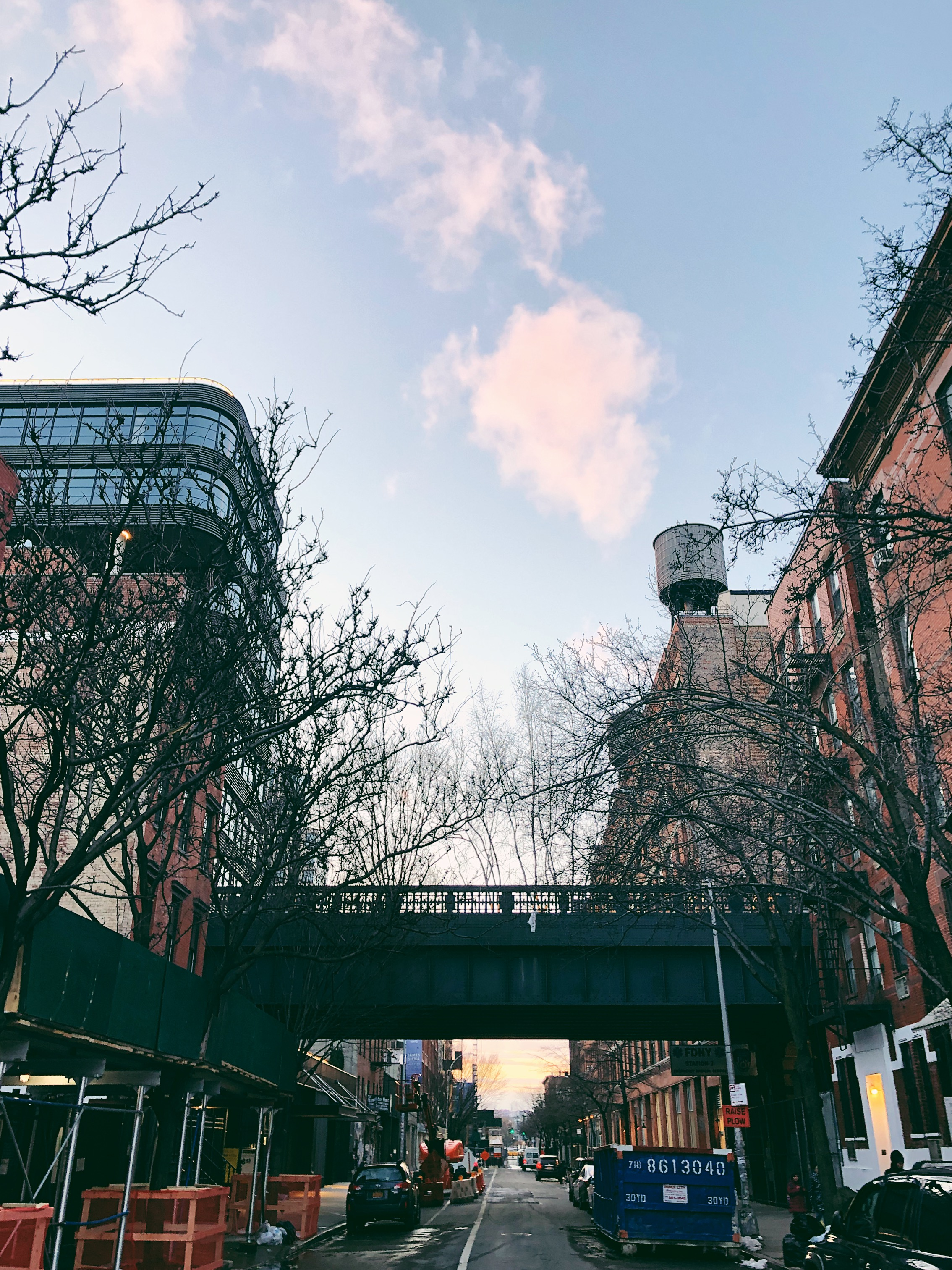 Your guide to a winter day in Chelsea, Manhattan