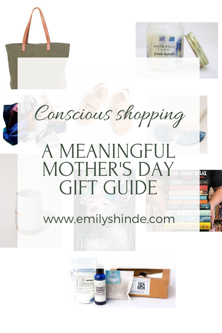A Meaningful Mother's Day Gift Guide