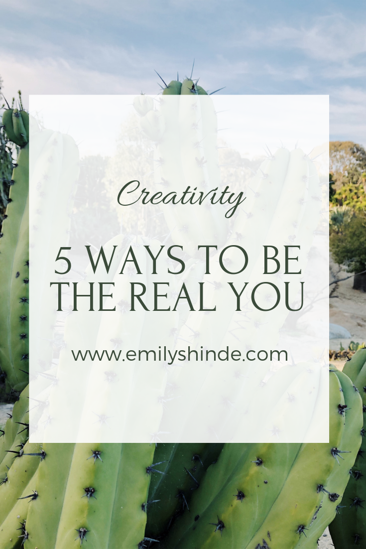 5 ways to be the true you