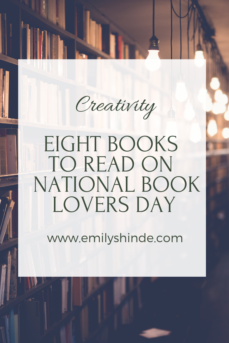 National Book Lovers Day Pinterest