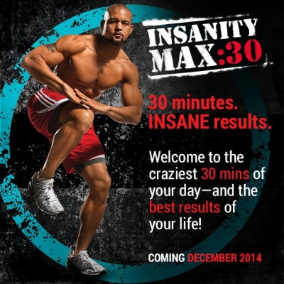 insanity max 30 weigh to maintain
