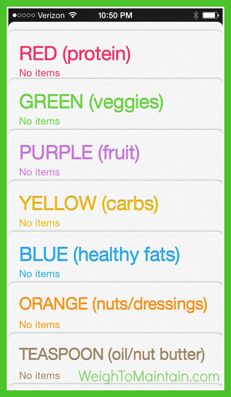 atkins diet 21 day fix app