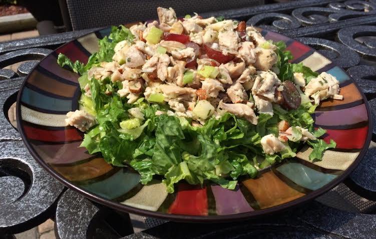 creamy chicken salad by katie r
