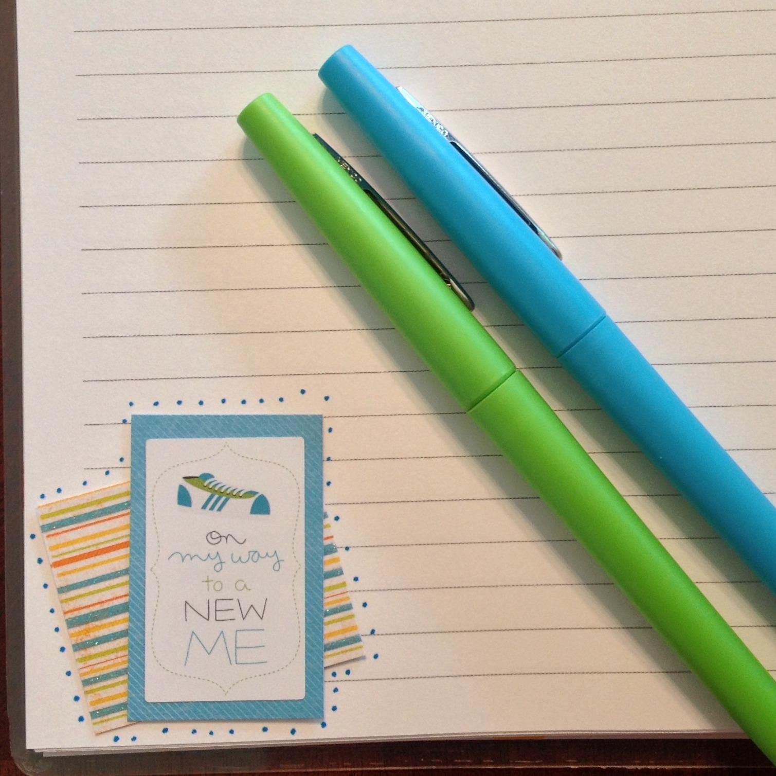 erin condren notebook fitness