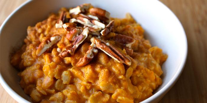 pumpkin pie oatmeal recipe core de force 21 day fix