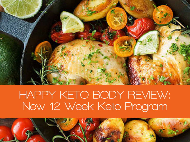 happy keto body featured image
