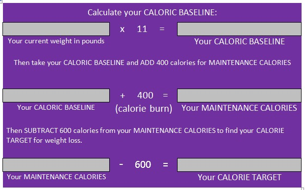 How to calculate calories on PiYo - Plan a Healthy Life