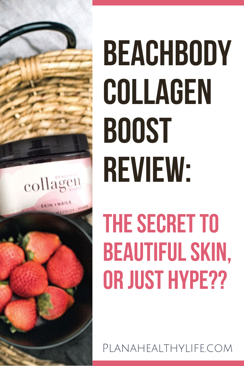 Beachbody Collagen Boost Review | Plan a Healthy Life
