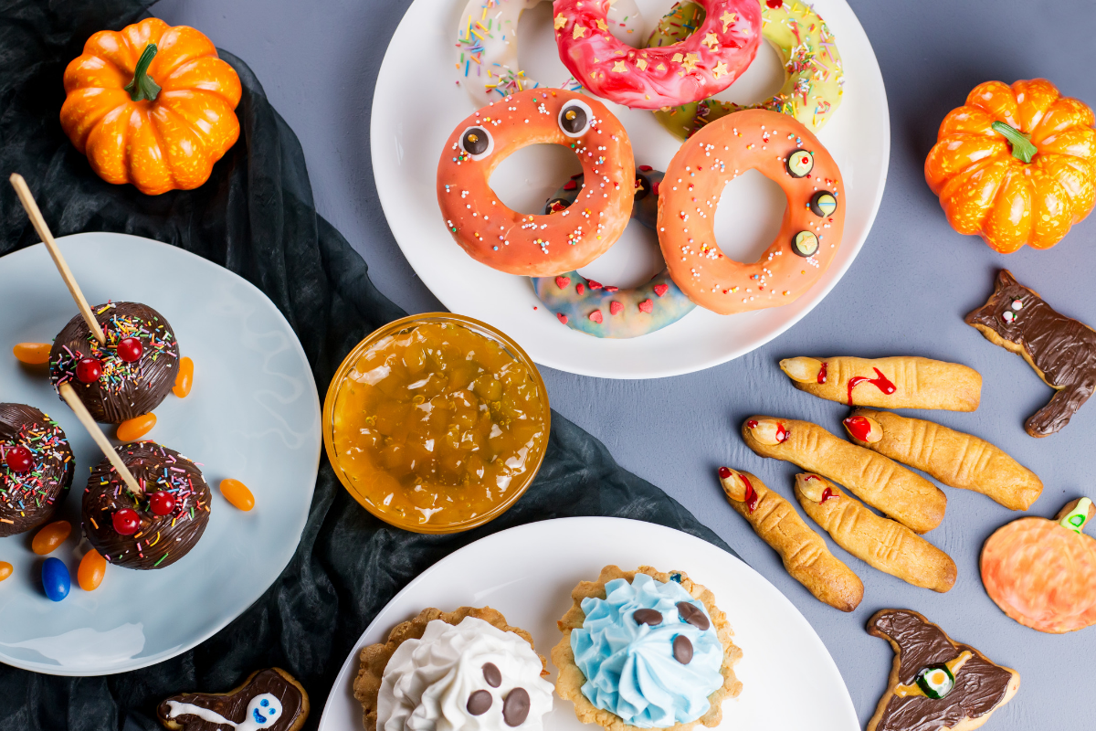 7 step plan for a healthy Halloween week (so you don't blow your diet).