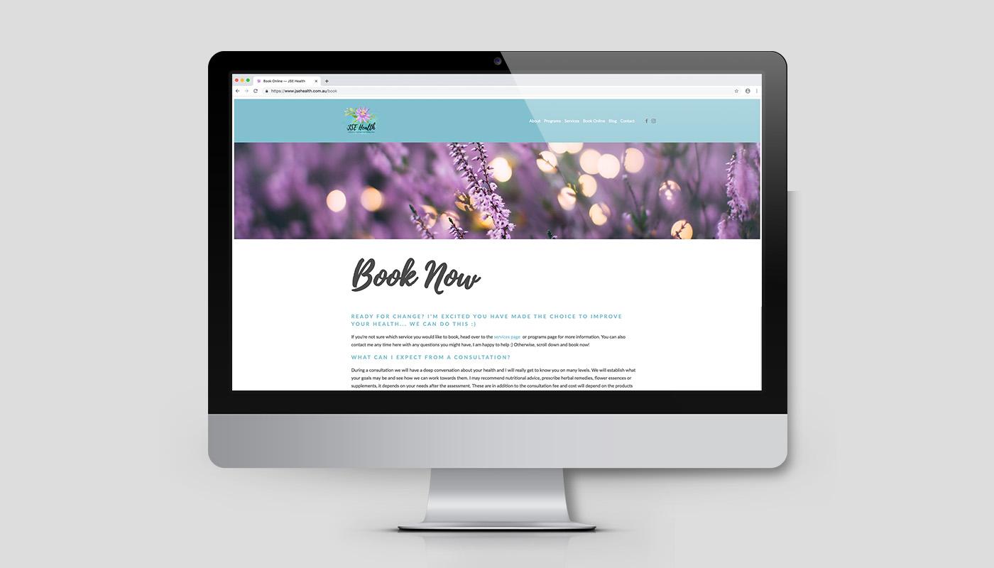 JSE Health iMac Mock Up Plush Design Studio Coffs Harbour.jpg