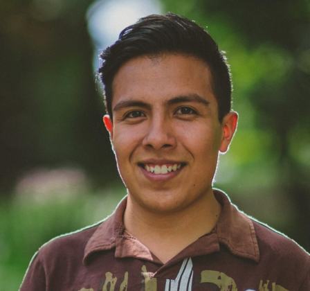 Welcome Master's Student Diego RosasVillalva - 12/5/17Diego obtained his B.Sc. in Nanotechnology and Molecular Engineering at Universidad de las Americas Puebla in Mexico. His previous work includes the design of biomolecular devices for the iGEM 2014 and BIOMOD 2015 competitions, mainly synthesizing materials to be used as scaffolds or structural support. He also worked as an intern at University of Notre Dame producing photoactive nanostructured films for wastewater treatment where he become more interested in sustainable technologies.All the best and glad to have you join the team.