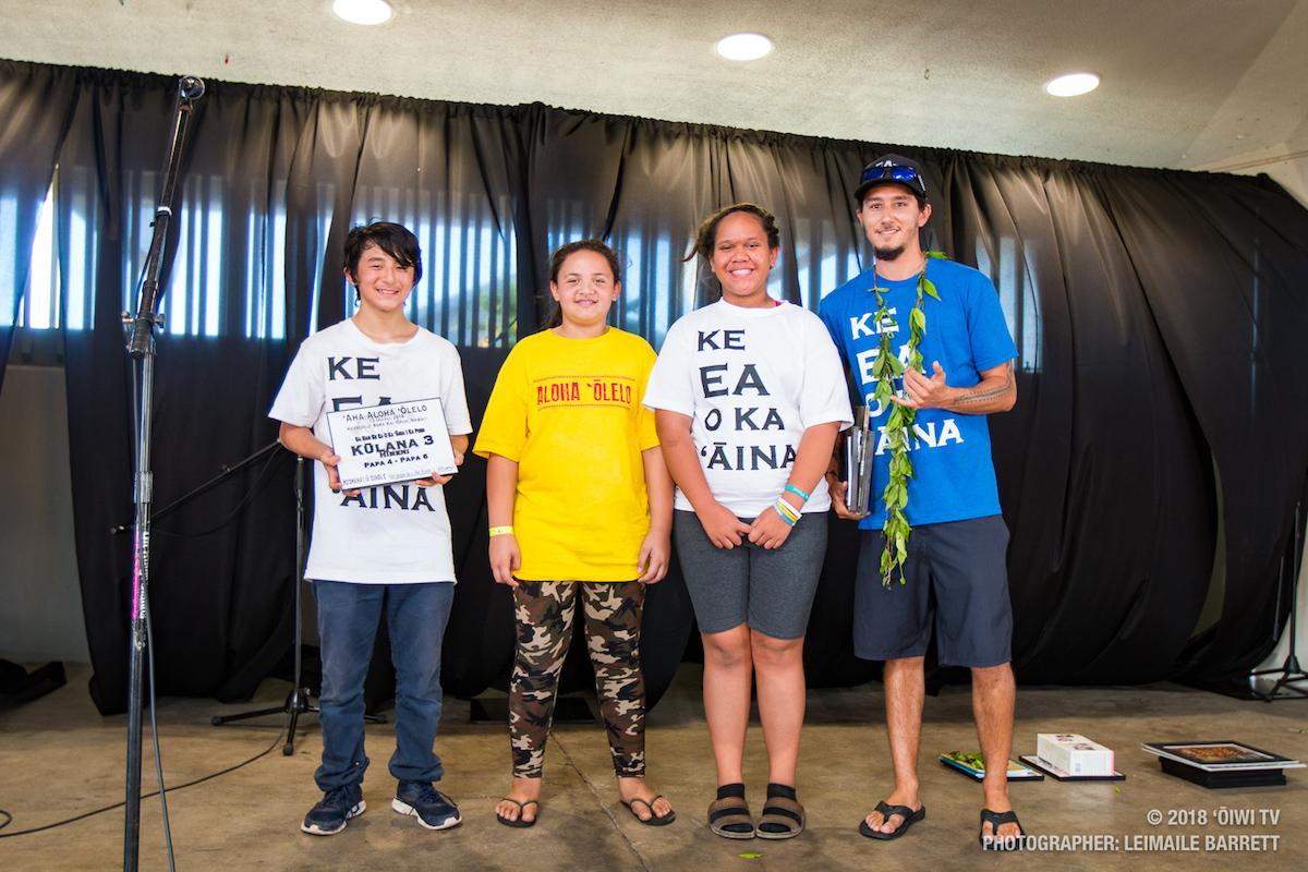 Aha Aloha Olelo - Awards