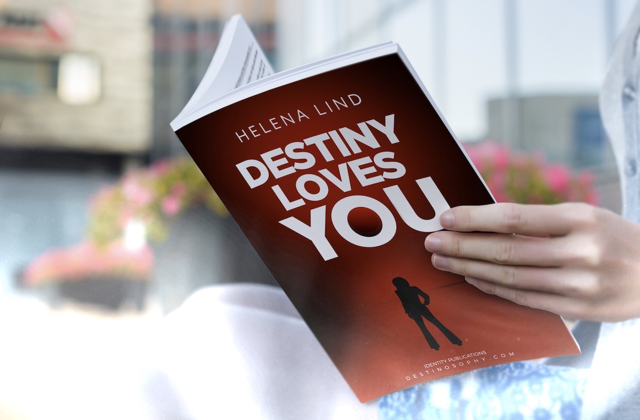 Destiny Loves You by Helena Lind progress update