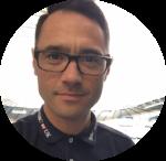 Chris Newton   Olympic medallist. British Cycling Coach