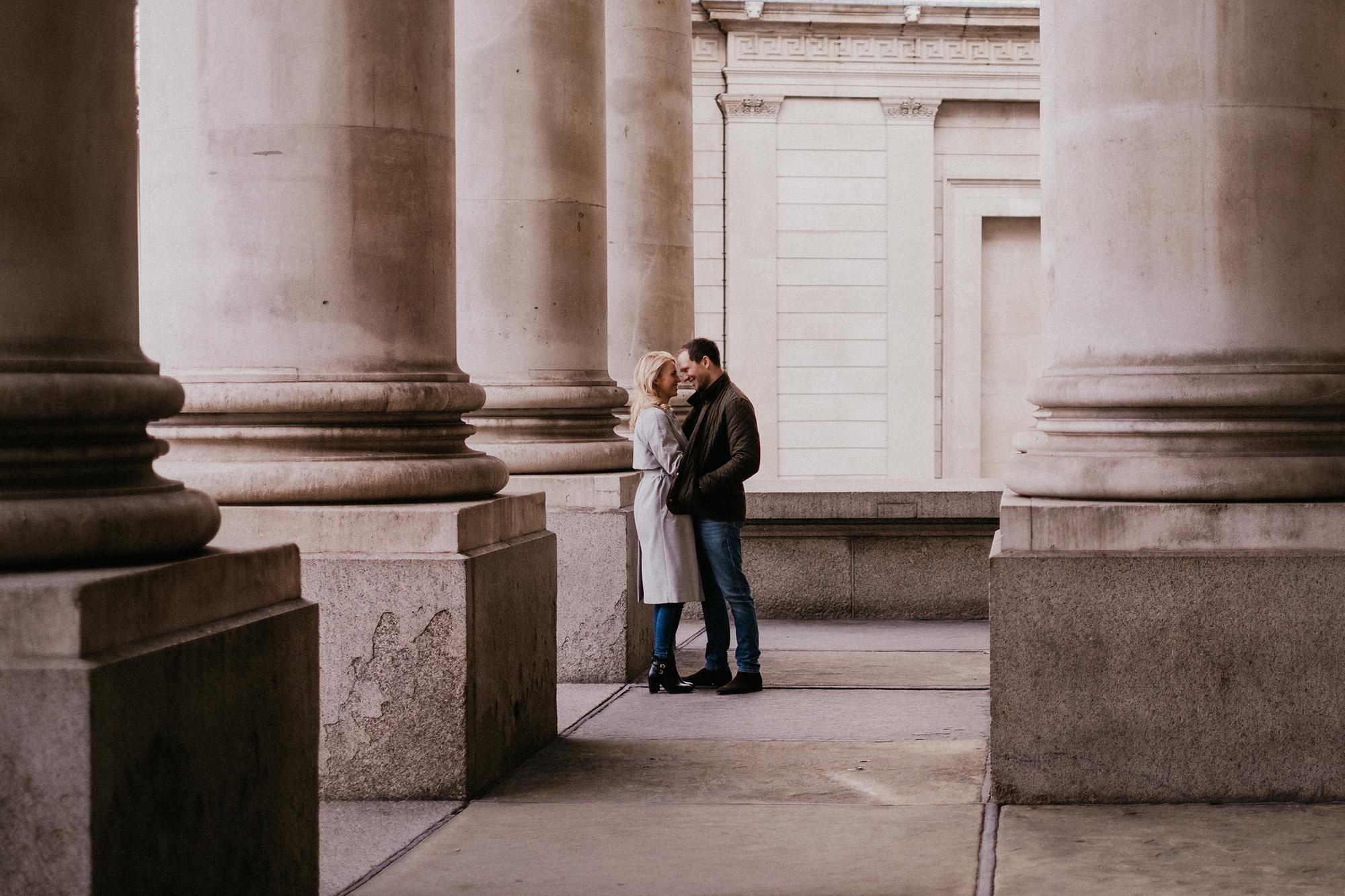 Central London Pre Wedding Photography