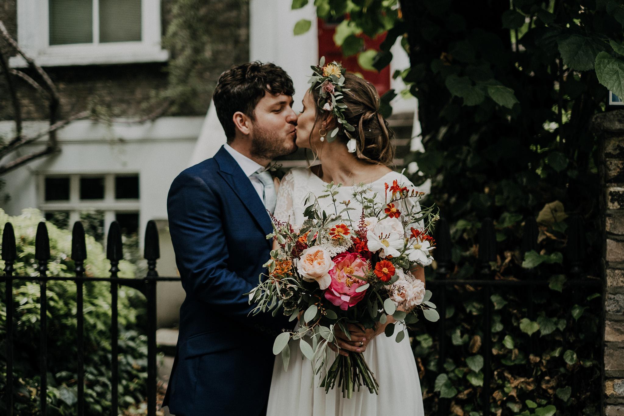 ROSIE + ROSS - ISLINGTON TOWN HALL WEDDING