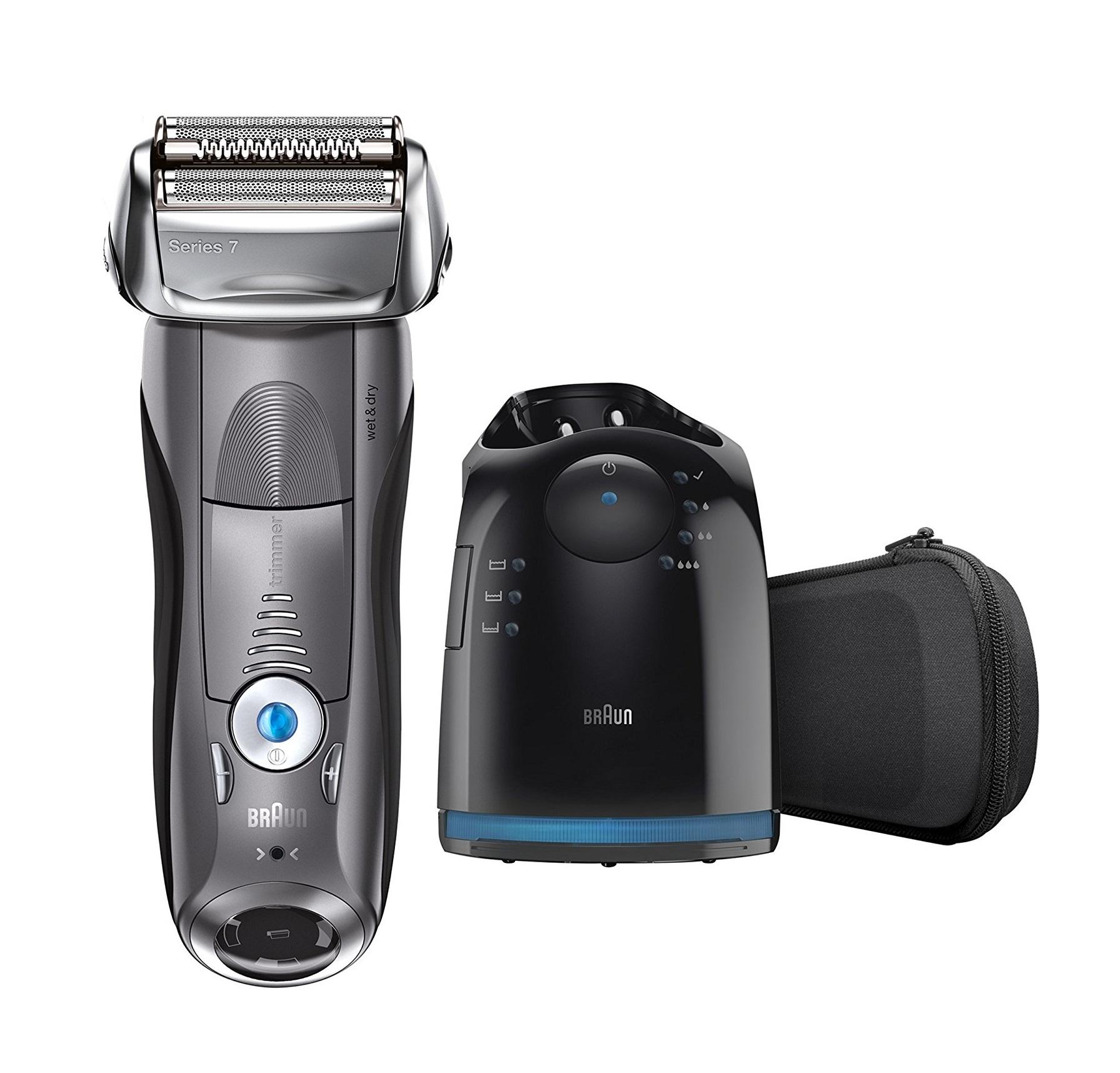 Braun Series 7 790cc Men_s Electric Foil Shaver