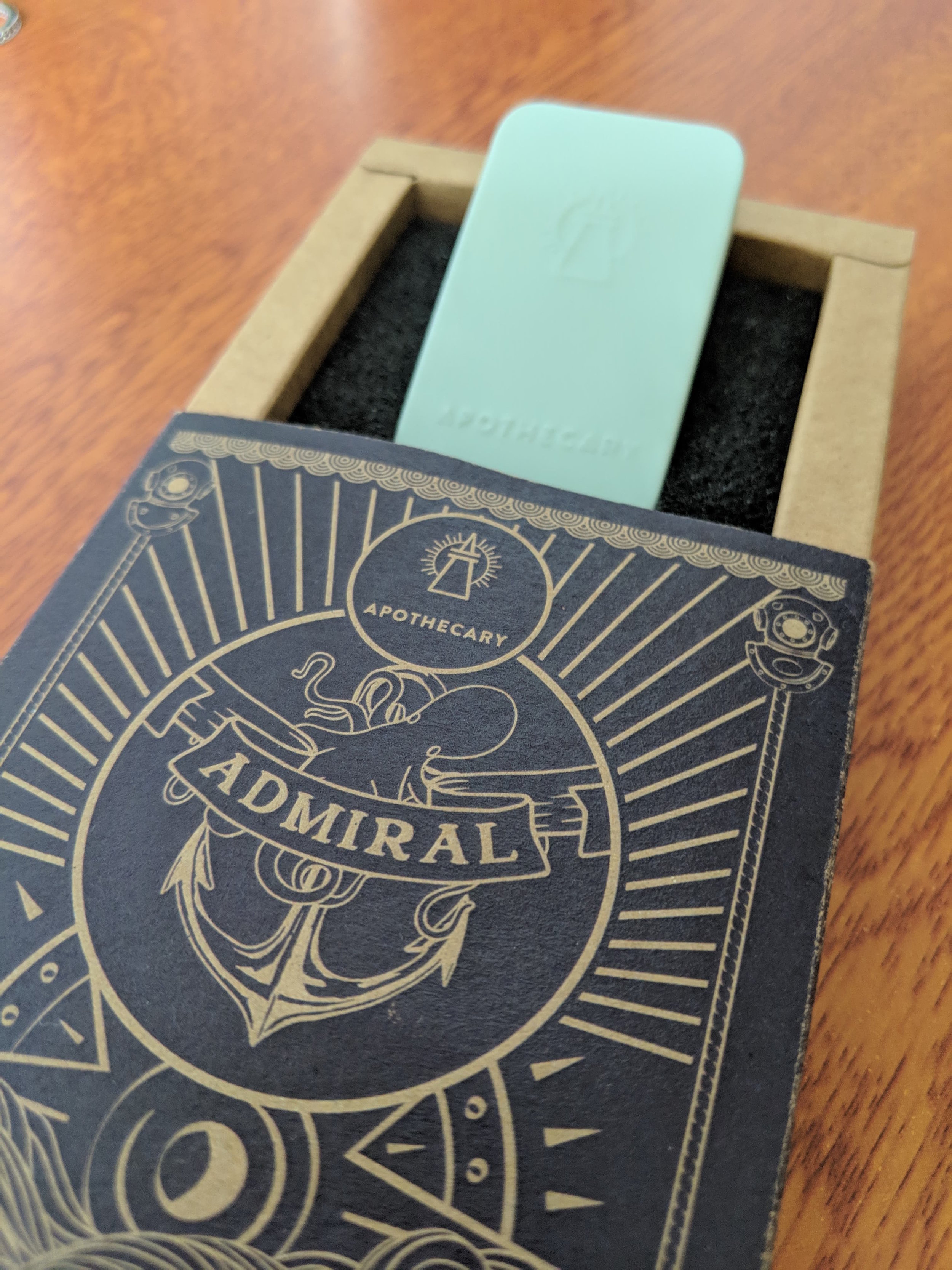 The Admiral Solid Cologne