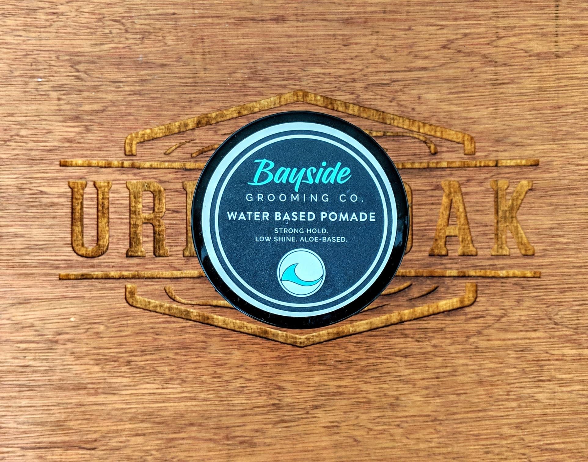 Bayside Grooming Co Water based Pomade