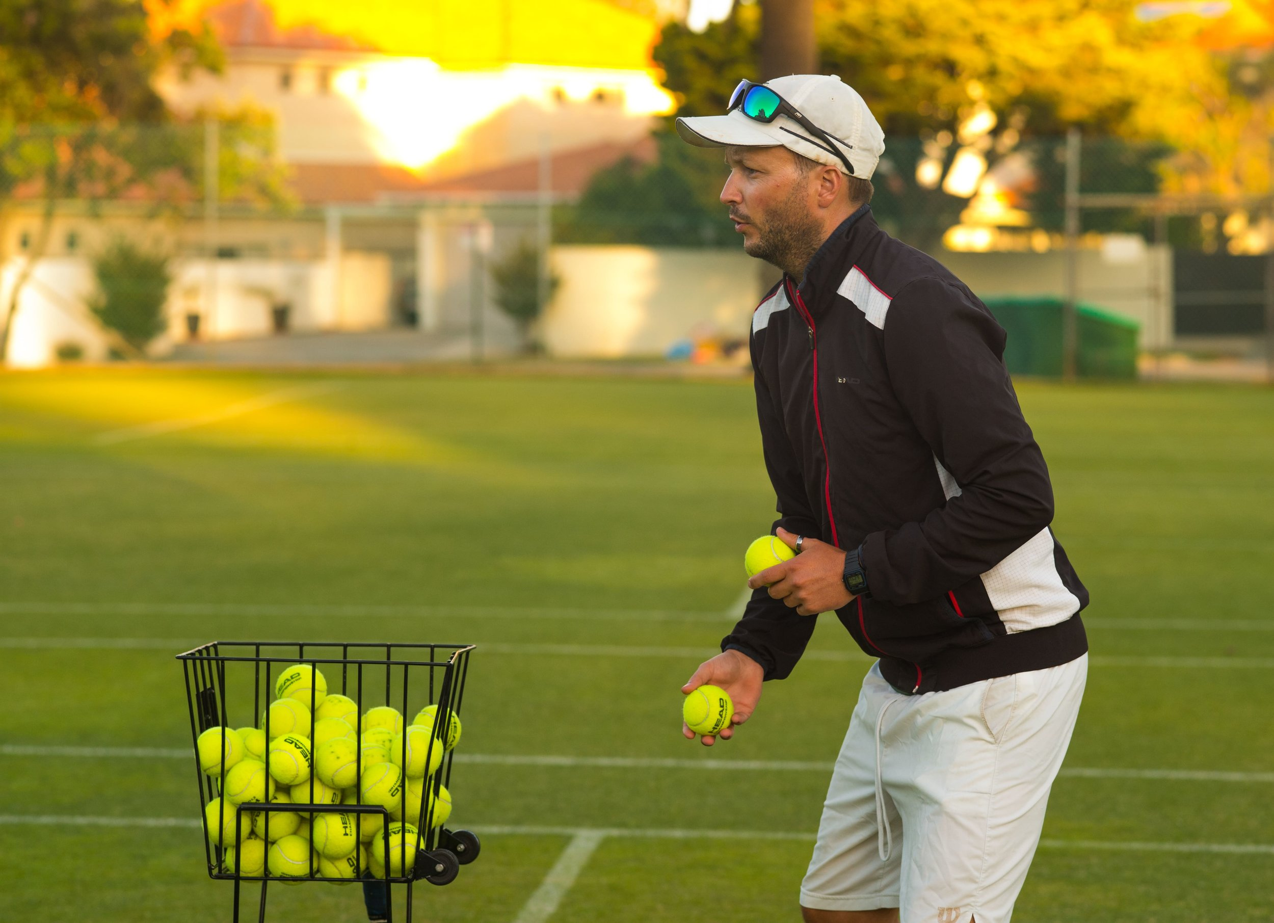 TennisHQ - High Quality Tennis Coaching