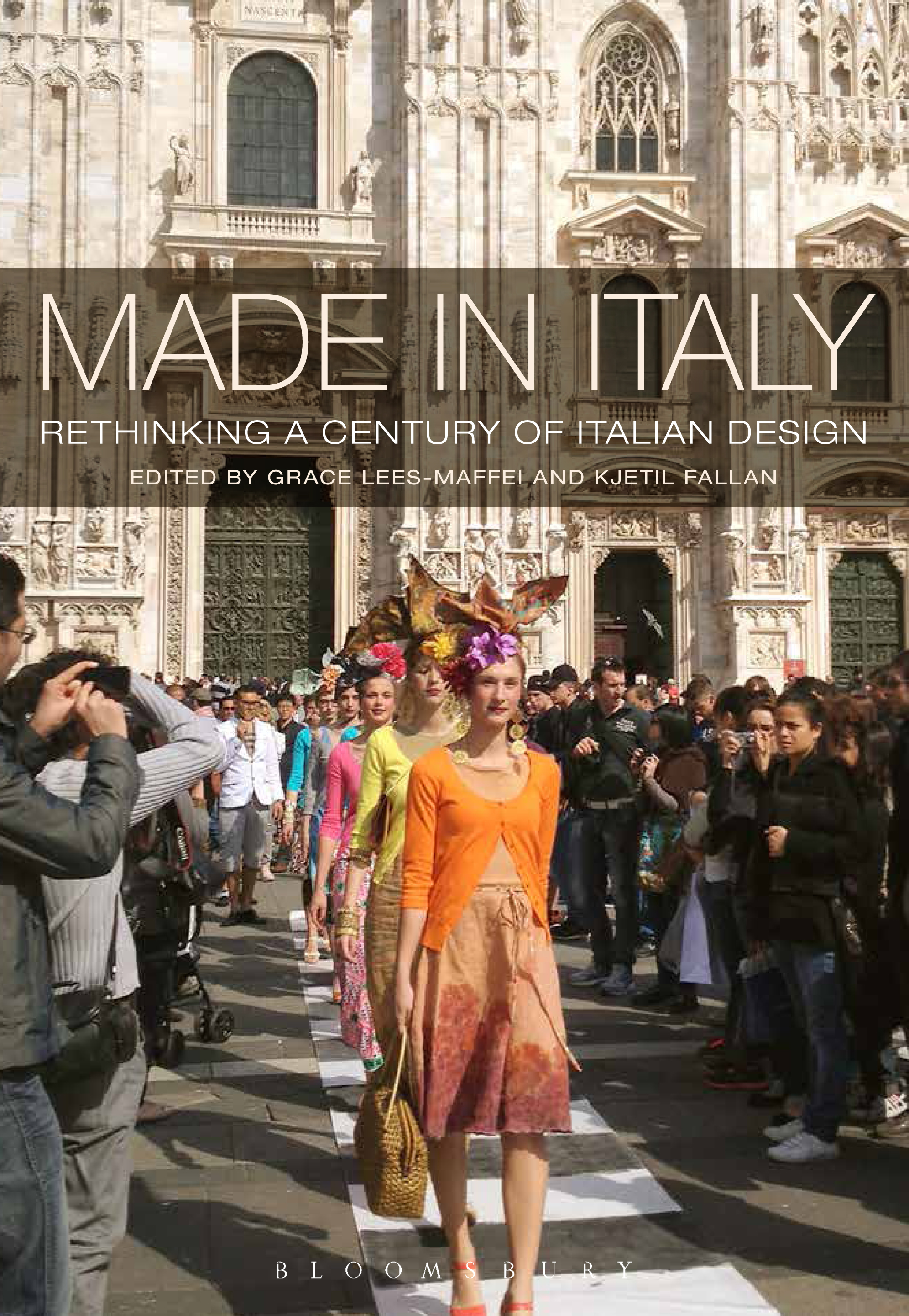 Lees-Maffei, G. & K. Fallan, eds.   Made in Italy: Rethinking a Century of Italian Design     (London: Bloomsbury Academic, 2014).