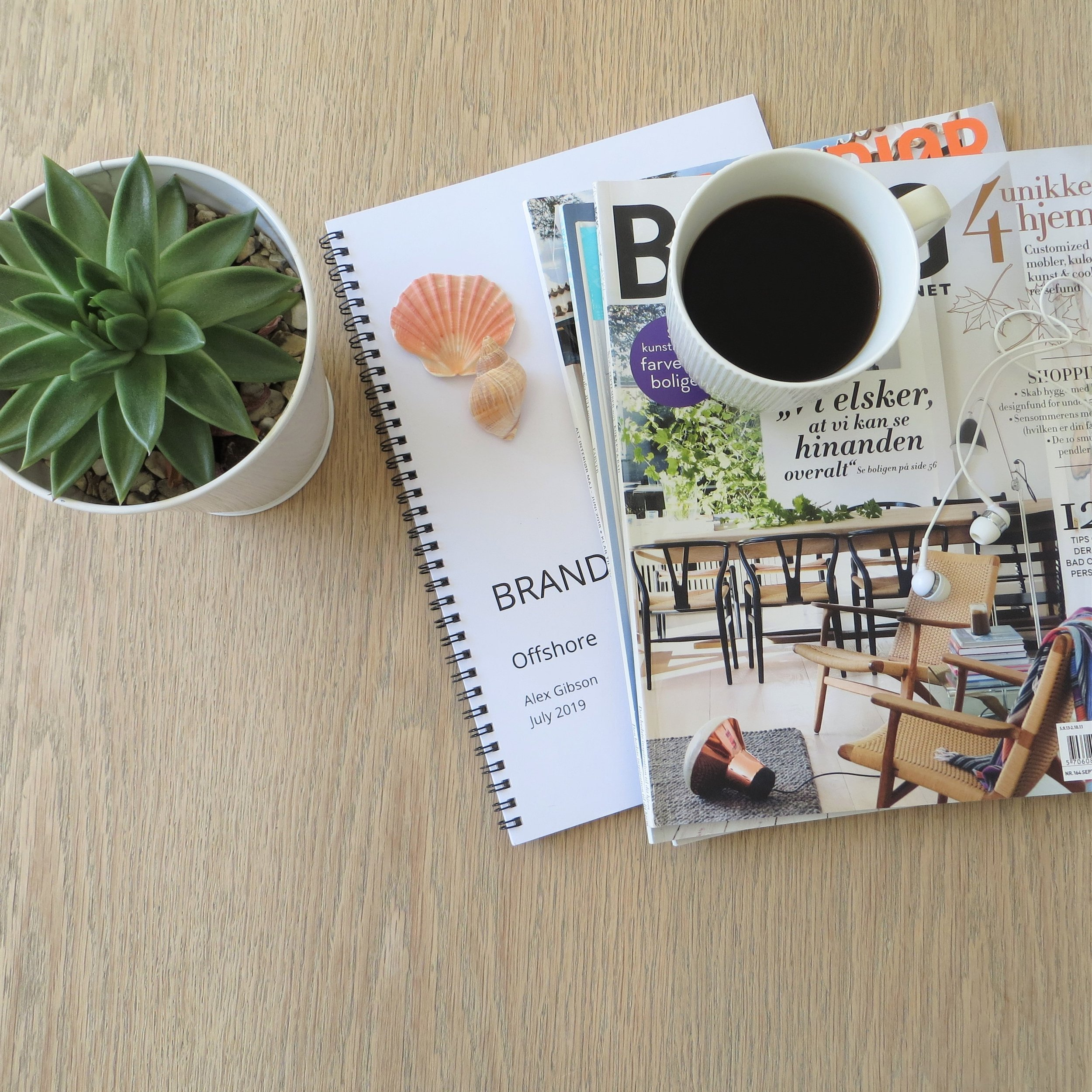 What if your brand was a magazine, what features would it have?