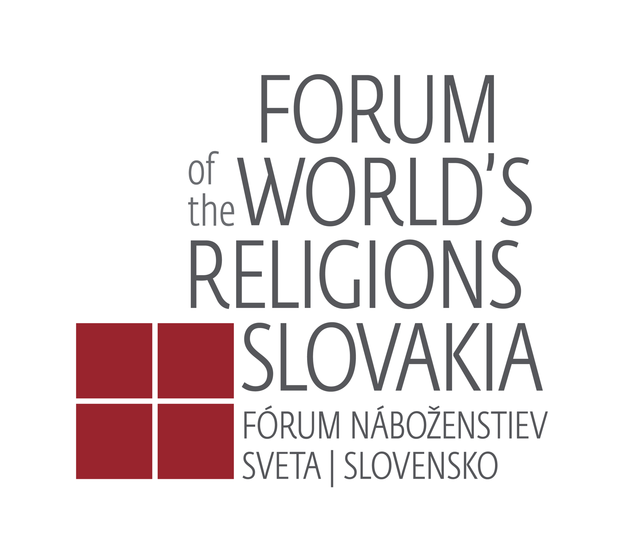 Forum of the World's Religions Slovakia