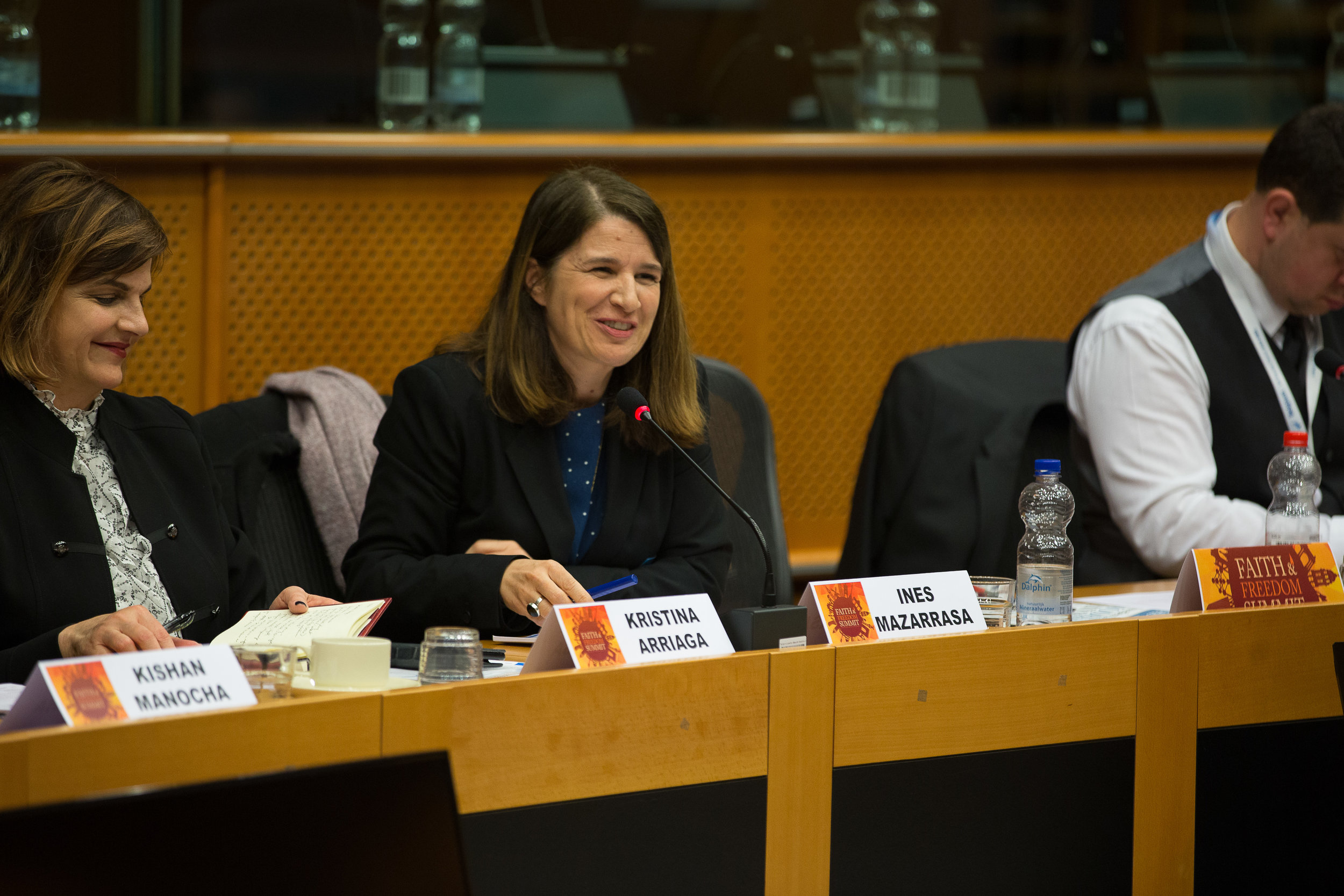 Ms. Ines Mazarrasa  - Directora Fundacion Pluralismo y Convivencia (Foundation Pluralism and Coexistence)