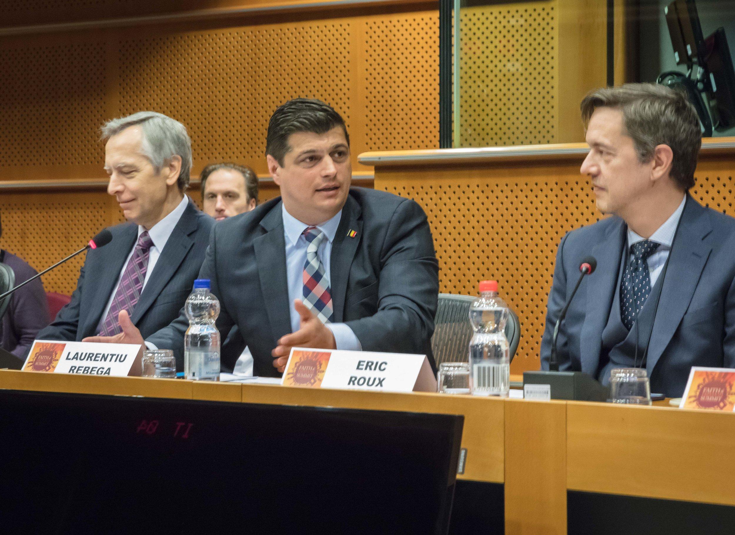 Laurentiu Rebega MEP