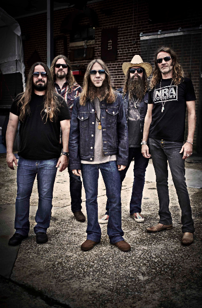 - BLACKBERRY SMOKE