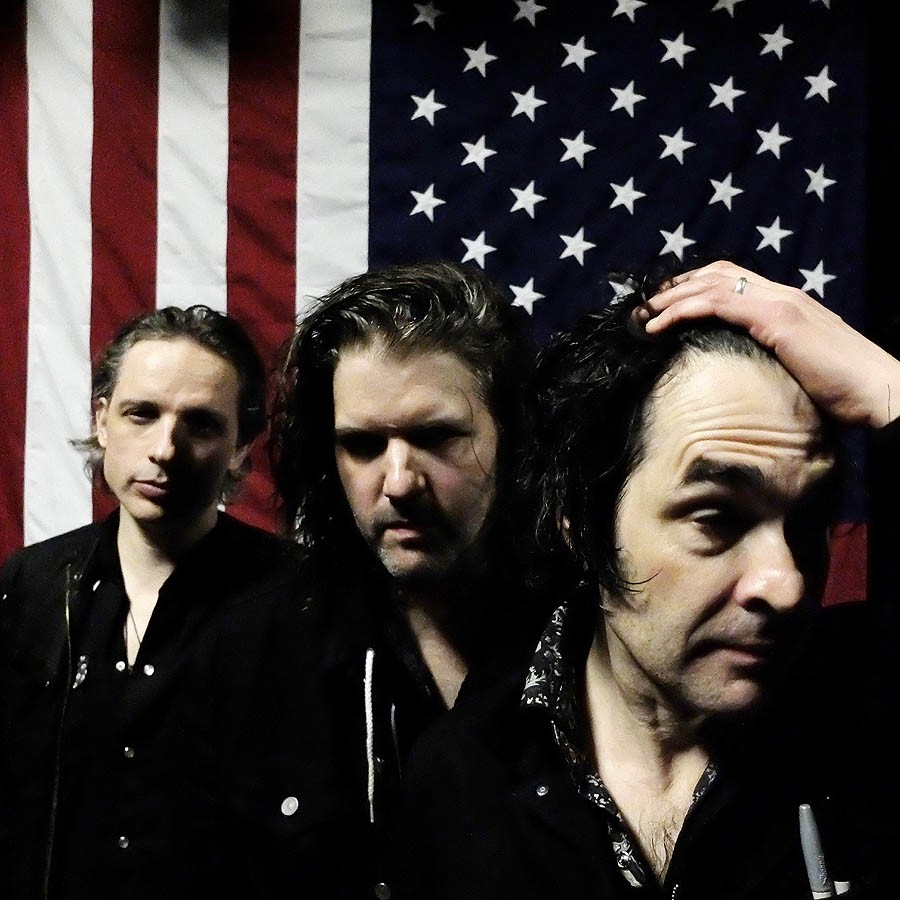 - The Jon Spencer Blues Explosion