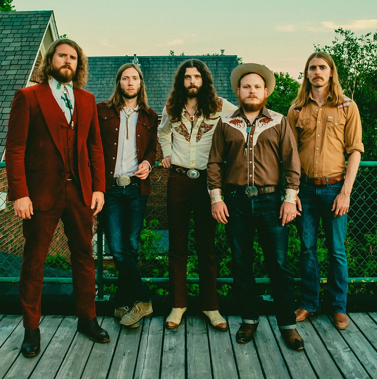 - The Sheepdogs