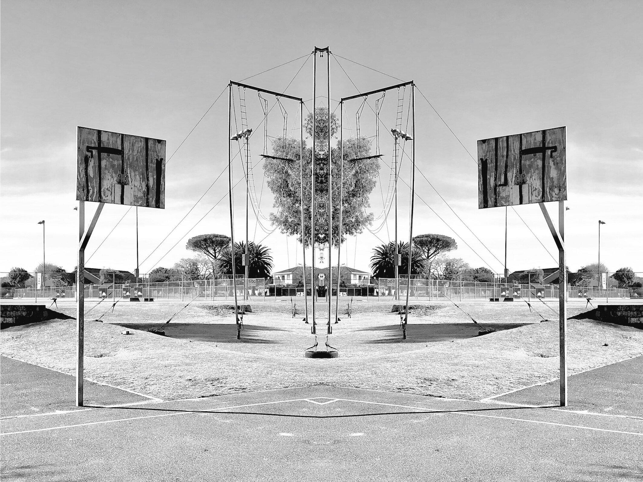 Playground, Rondebosch, 2019  © Alastair Whitton