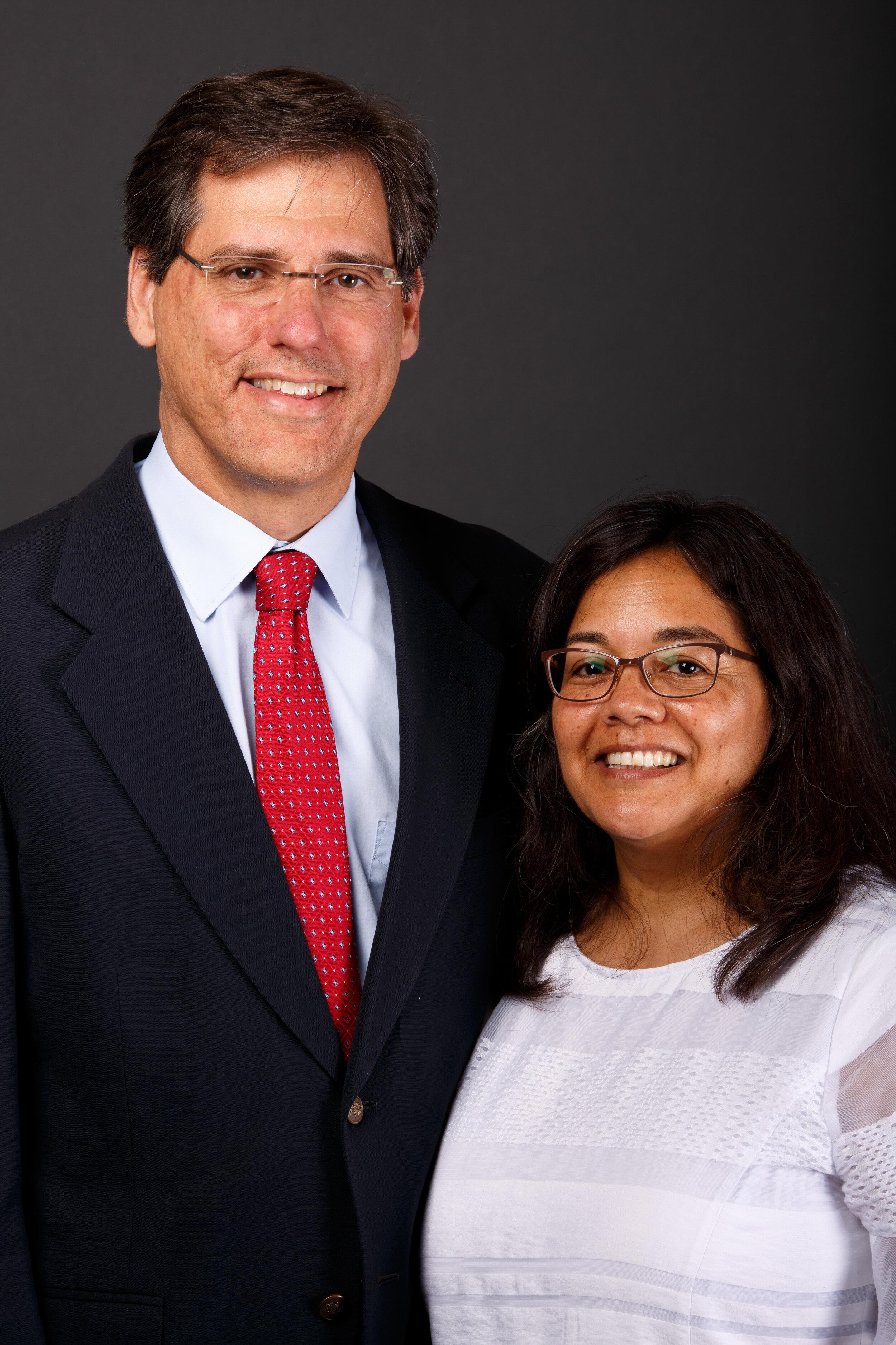 Pastor Vic & Angela Van Schaik
