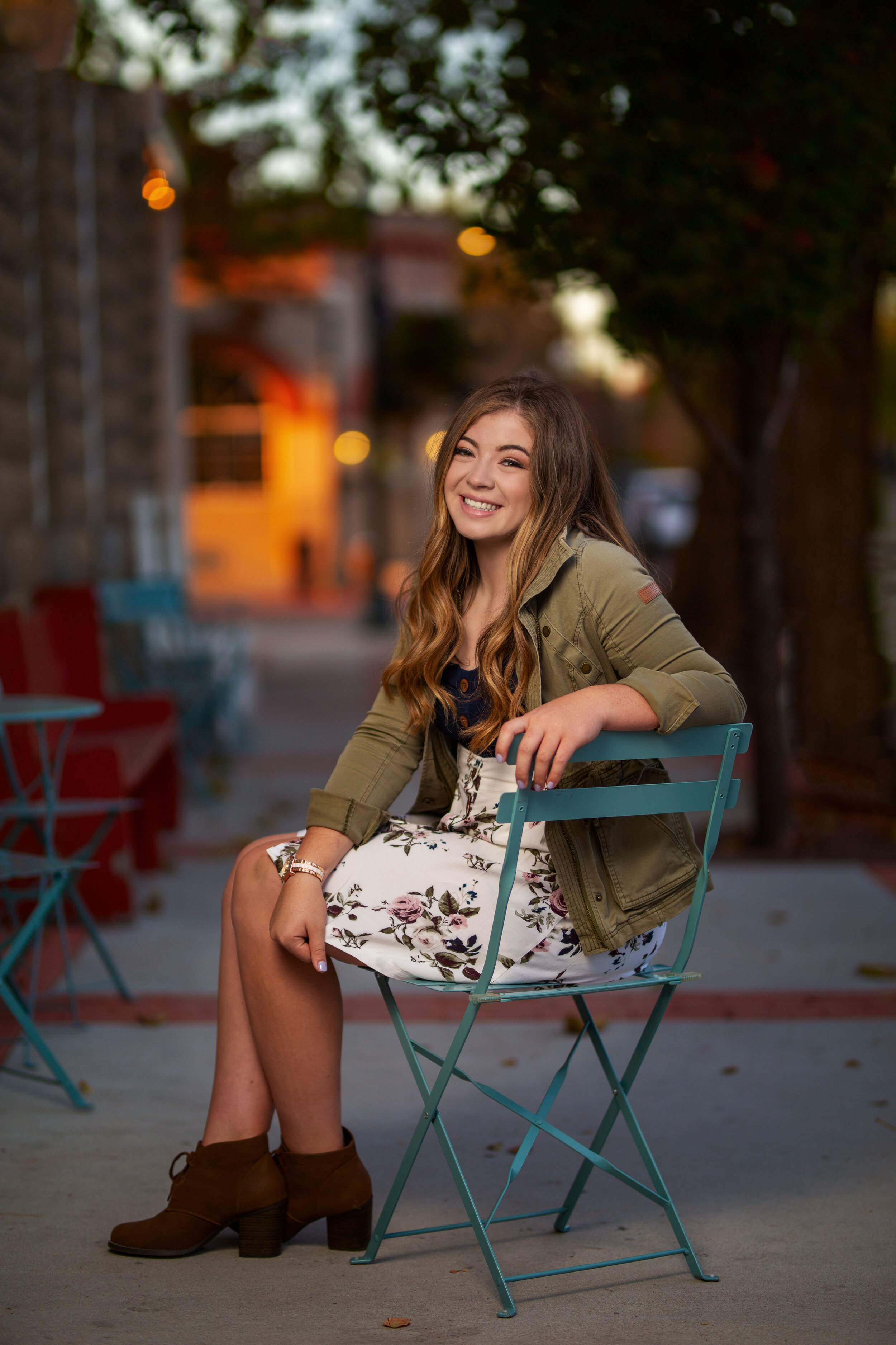 meridian idaho senior photographer