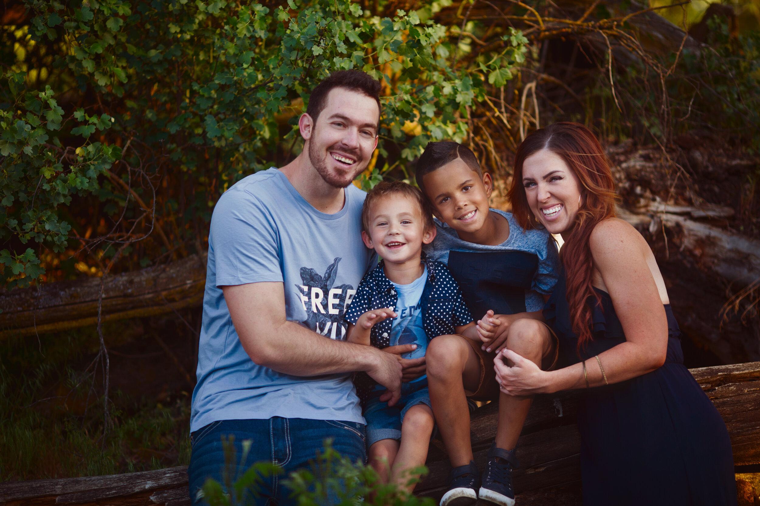 idaho's best family photographer